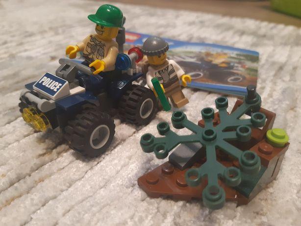 Lego City 60065.
