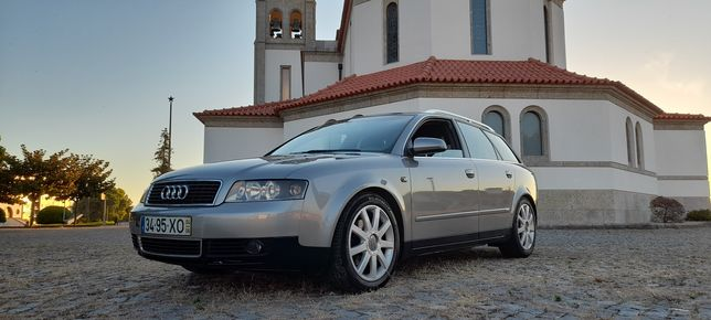 Audi a4 avant 1.9 TDI 130cv M6 SLINE nacional 2004/06
