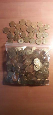 Kilkaset monet 2 zł monety od 1999 roku okazja, najtaniej na olx
