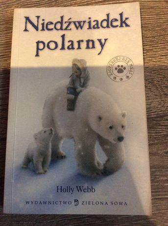 Książka dla dzieci Niedźwiadek polarny