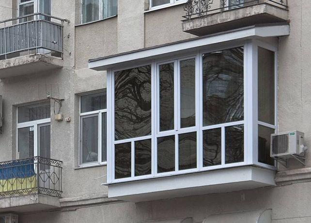 Балкон под ключ!!! БЫСТРО И КАЧЕСТВЕННО