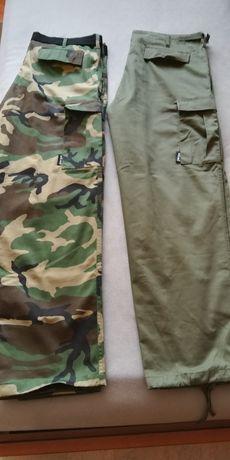 Nowe spodnie Mil-Tec XL(Olive) + Gratis pasek