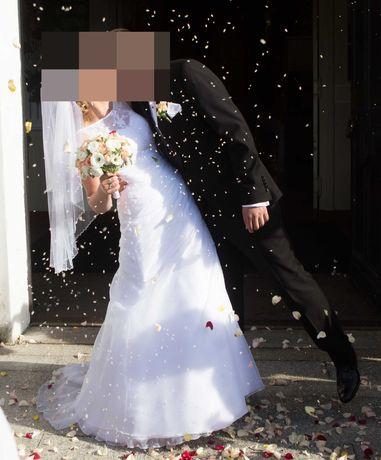 Suknia ślubna Dalia r. 40