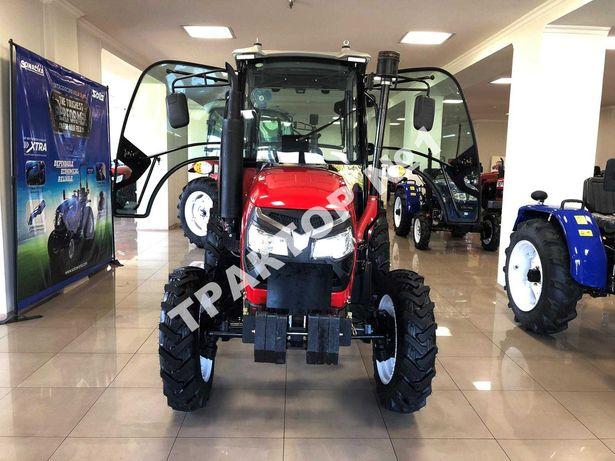 Новий Мінітрактор ОРІОН 504 з Кабіною трактор ORION в кредит