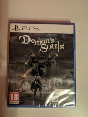 Demon Souls PlayStation 5 ps5[WYSYŁKA POBRANIE]
