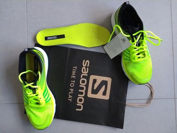 Wkładki do butów Salomon 46 29,5cm. Nowe nie używane