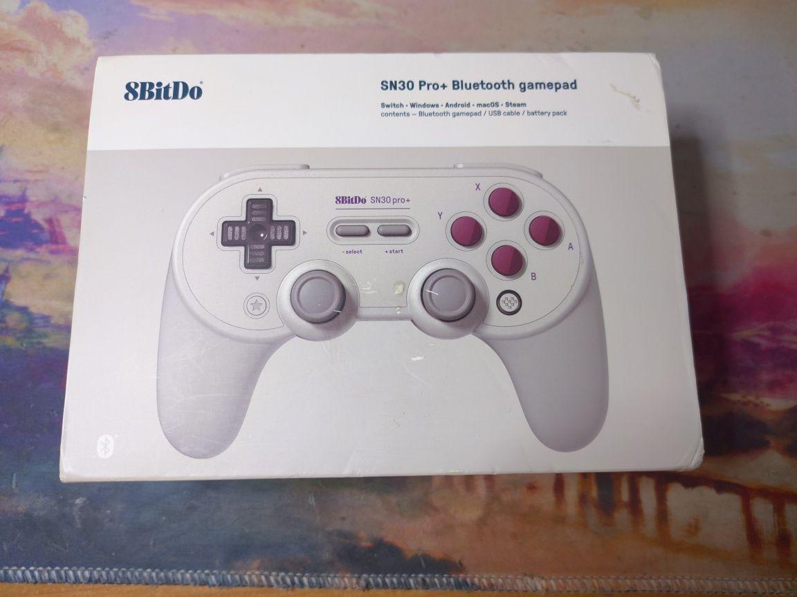 8bitdo SN30 Pro+, pro controller для Nintendo Switch
