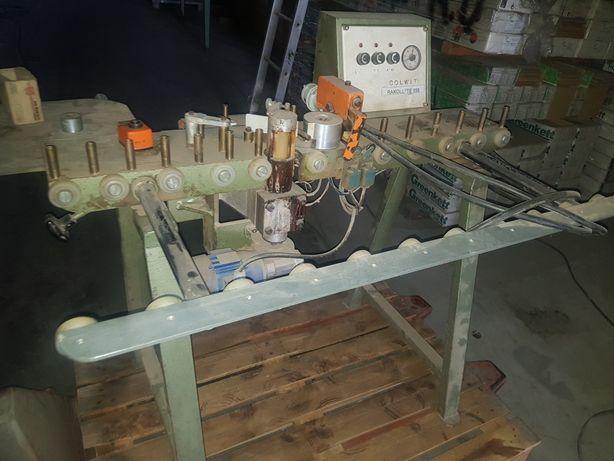 Orladora com tanque de cola orla sem cola maquinas de carpintaria