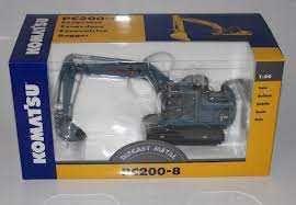 Koparka KOMATSU PC 200-8 NZG 1:50