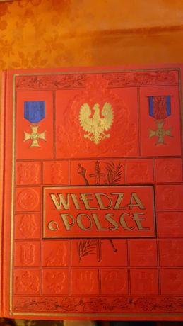 Wiedza o Polsce T.1-3 (5 części]