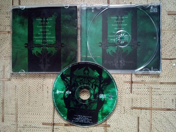 BlackMetal CD: Misteltein – Rape In Rapture, 2000