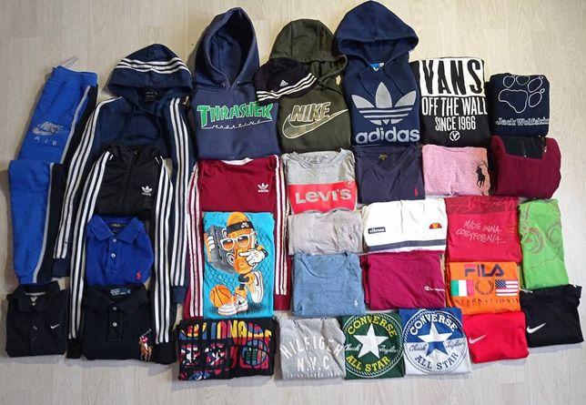 Худи свитшот футболка Adidas Nike tech Puma Polo TNF Levis Ellesse SI