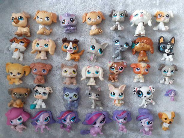 Unikatowe Littles Pet Shop pieski LPS od Hasbro
