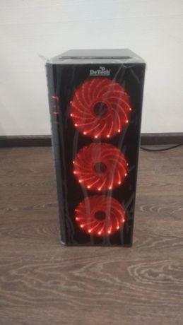 Игровой системный блок Core I7/8 Gb/1060 3/240 SSD/500W за 35000 руб