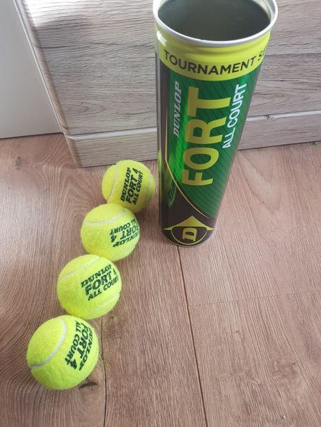 Piłeczki tenisowe Dunlop FORT 4 All Court