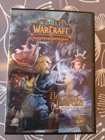 World of Warcraft Trading Card Game Starter Pack