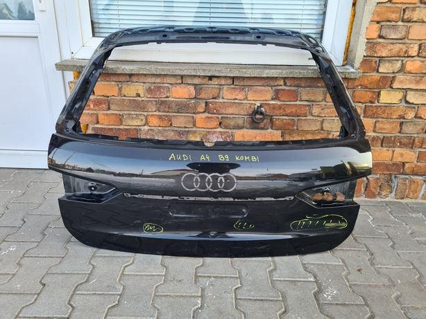 KLAPA bagażnika AUDI A4 B9 kombi