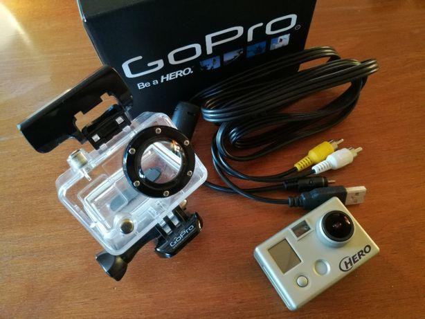 GoPro HERO Standard Definition - 5MP 1º Modelo