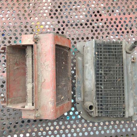 Радиатор печки Т-150, МТЗ, ЮМЗ, ДТ-75
