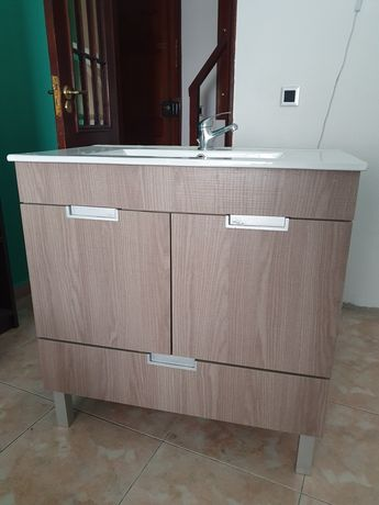 Móvel wc + lavatório