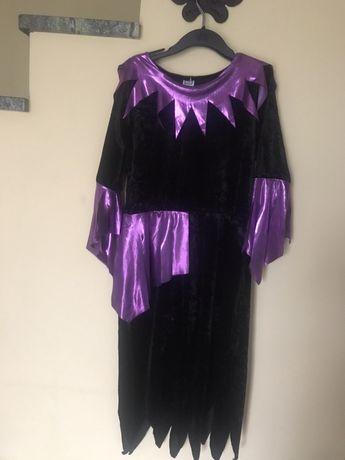 Sukienka na Halloween 140 cm