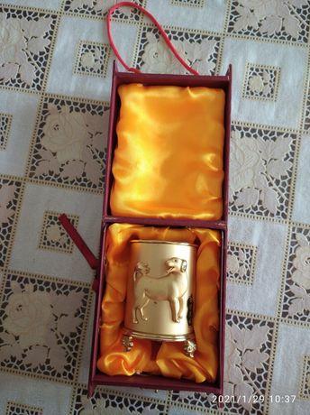 Подарок сувенир стакан канцелярия SUNHOME