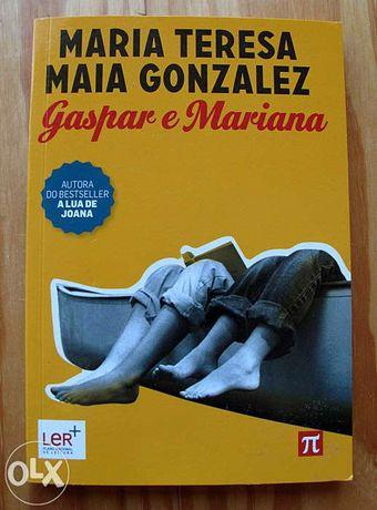 Livros de Maria Teresa maia Gonzalez