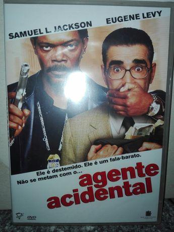 Filme DVD Agente Acidental Ano 2006