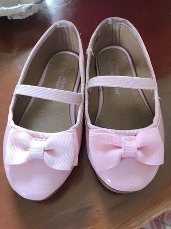 Туфельки для девочки размер 22
