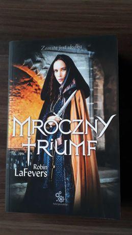 Robin LaFevers Mroczny triumf