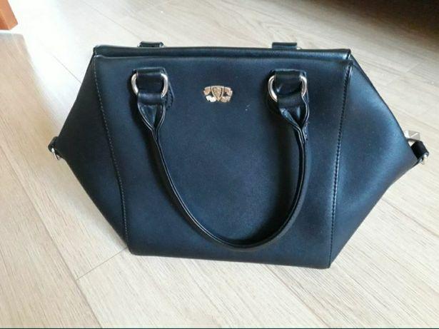сумка черная женская