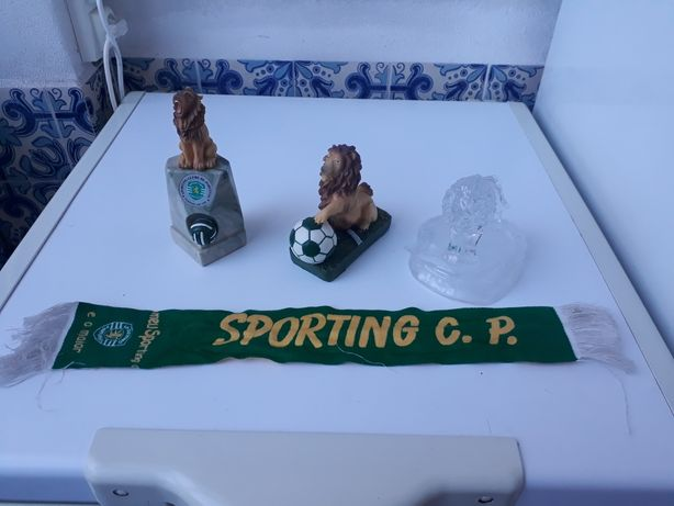 Estatueta Sporting