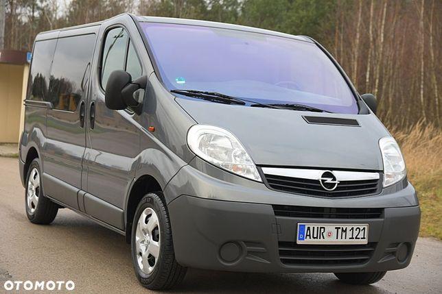 Opel Vivaro 2.0 CDTI 115KM*1wł Z Niemiec *100% Oryg.*Unikat*JAK Z FABRYKI!