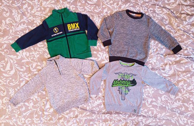 Sweter bluza bluzka bluzki chłopięce C&A 5.10.15