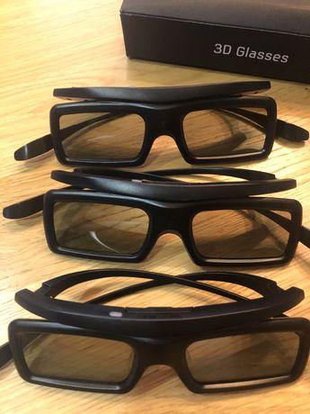 Okulary 3D Samsung SSG-3050GB 3szt