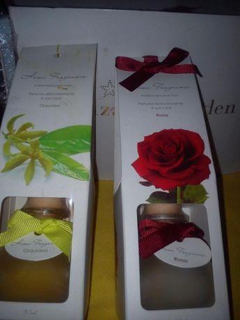 Perfume ambientadores rosa, Orquídea