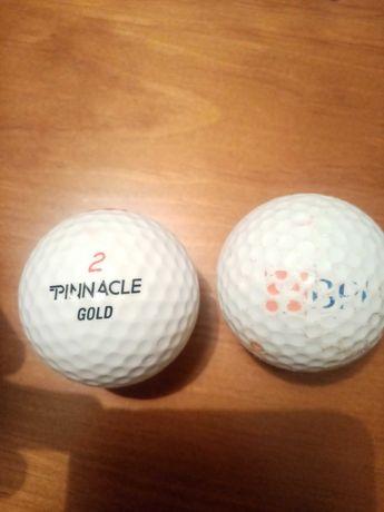 Bolas de golf Pinnacle Gold e BPI