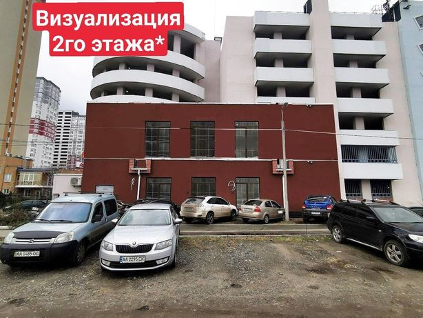Продажа помещения 105м2.видовое.метро позняки.драгоманова.ашан.