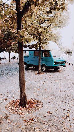 Autocaravana VW Califórnia