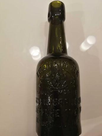 Butelka EIGENTUM der Schutz Marke Adler Brauerei Stettin
