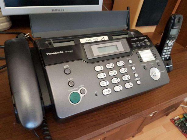 Продам телефон-факс Panasonic KX-FC962UA радиотрубка