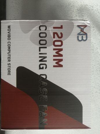 Wentylator 120mm rgb fan pc krux silentiumpc intel ryzen cooler