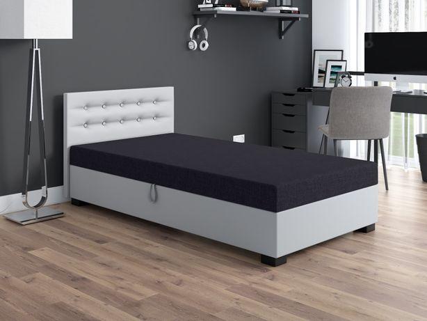 Łóżko jednoosobowe hotelowe HURT DETAL 80/90/100 Tapczan młodzieżowy