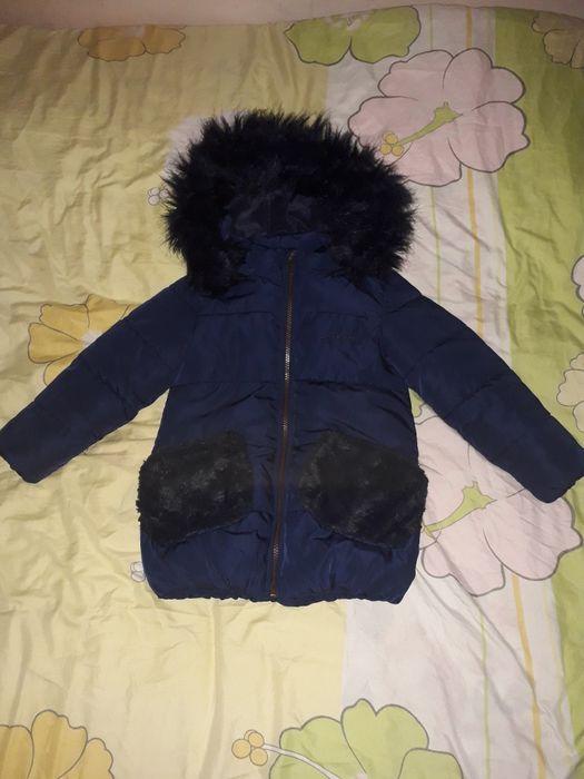 Куртка для дівчинки  C&A 104р Ужгород - изображение 1