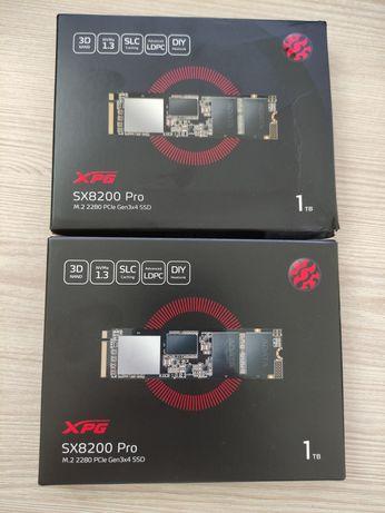 ADATA XPG SX8200 Pro 1 TB (ASX8200PNP-1TT-C) + В наличии!