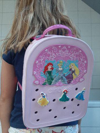 Plecak Crocs- księżniczki Disneya