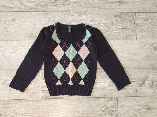 Кофта свитер фирмы Zara. Размер 4-5 лет. next