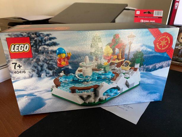 LEGO 40416 Ice Skate Ring