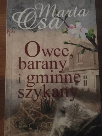 Owce,barany i inne szykany-M.Osa-lekka lektura na wolne/święta/prezent