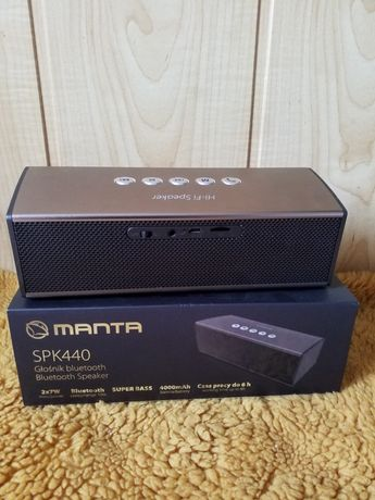 Głośnik bluetooth Manta SPK440